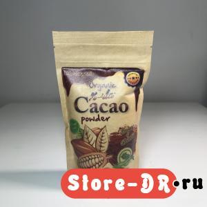 Cacao powder Sugar Free 100% Organic K-RLA 125 г